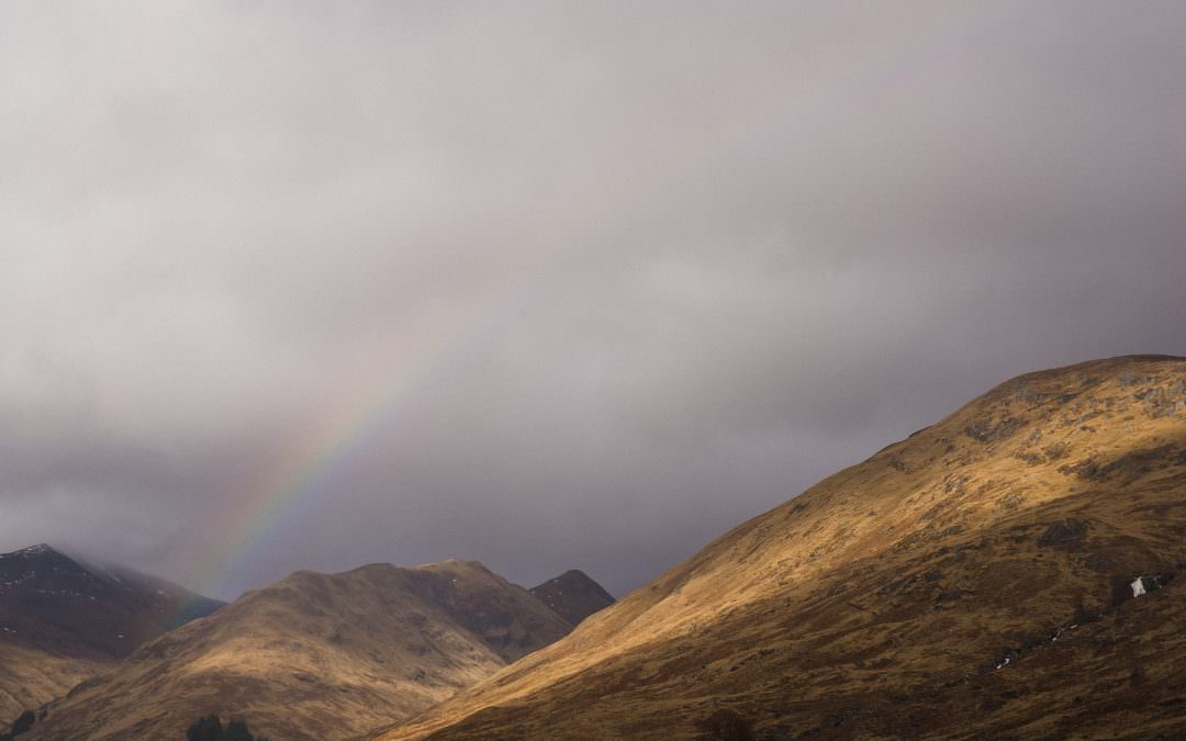 A family adventure in Glencoe and Skye