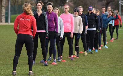 Winter Blitz – a winter shoot with a fabulous fitness company