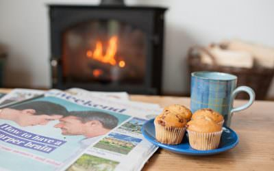 The Post House – a Highland holiday home makeover shoot