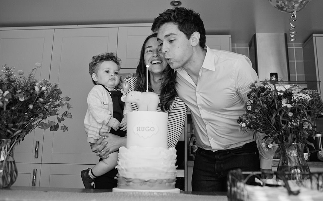 First birthday party in Aberdeenshire