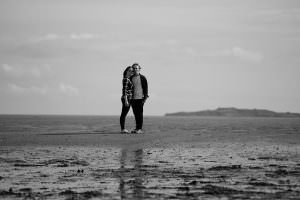 engagement shoot cramond beach Edinburgh_0012